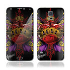 Decal Skin Sticker Cover for Samsung Galaxy S3 S4 S5 (not case) ~ WL3