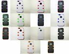For Iphone 5 Tough Box Hybrid Armor Hard Soft Cell Phone Case Cover Accessory 5g