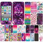 For AT&T Apple iPhone 4 4S Forever Young Vinyl Skin Decal Sticker Accessory