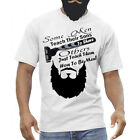 Some Men Teach Their Sons To Shave Others Teach Them to Be Men Beard TShirt
