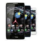 Motorola XT926 Droid Razr HD 16GB Verizon Wireless 4G LTE Android Smartphone