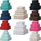 Linens Limited Luxor 100% Egyptian Cotton 600gsm 6 Piece Hotel Towel Set