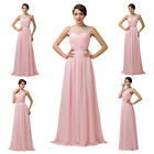 GK Long Tulle Women's Backless Formal Prom Dress Evening Pageant Party Ball Gown