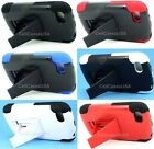 For Blackberry Q10 Case Double Layer Hybrid Stand Hard Cover Phone Accessories