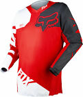 NEW 2015 FOX RACING 180 RACE MX DIRT BIKE OFFROAD JERSEY RED ALL SIZES