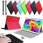 Slim Bluetooth Keyboard Stand Leather Cover Case for Samsung Galaxy Tab S 10.5