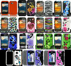 LG Maxx Qwerty / MyTouch Q / C800 / C800G (T-Mobile) Phone Cover DESIGN Case