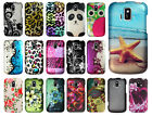 For Cricket ZTE Sonata 4G Rubberized HARD Protector Case Snap On Phone Cover