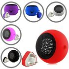 PORTABLE HAMBURGER CAPSULE SPEAKER+PLUG FOR SAMSUNG GALAXY S3 SIII I9300 I9305