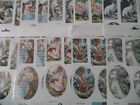 A4 Paper Die Cut Cardmaking Decoupage Sheet G18 Mystical Pyramid Various Designs
