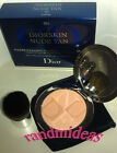 Dior DIORSKIN NUDE TAN Healthy Glow Enhancing Powder+Brush-LE-Available 2 Color
