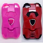 For iPhone 5 5S Case Car Shape Hybrid Cover Accessory