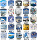 Airline Concorde Lampshades Ideal To Match Planes Wall Decals & Stickers