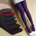 Women Winter Soft Warm Thick Tights Stretchy Pants Pantyhose Footed Leggings