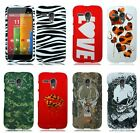 For Motorola Moto G XT1032 Cover Design Hard Snap On Case Phone Accessory