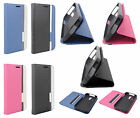For Kyocera Hydro Life C6530 Premium Leather Cradle Wallet Case Pouch Flip Cover