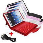 Wireless Bluetooth Stand Folding Leather Case Silicon Keyboard For Ipad Mini
