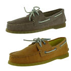 Sperry Top-Sider A/O 2 Eye Men's Boat Shoes Stonewash