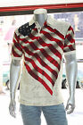 Men's American Flag BENJI Polo Shirt