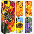 3D BEE Honey Hard back Phone Case Cover iPhone 4s 5 5S 5C iPod 4th & 5th gen