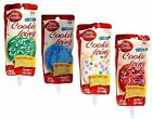 Betty Crocker Cookie Icing Decorating 4 ~ 7 oz. Tubes