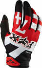 07044-003 Fox Dirtpaw Anthem Gloves Red Motorcycle MX ATV BMX Off Road