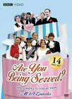 Are You Being Served? Complete Collection ALL 69 EPISODES ~ NEW 14-DISC DVD SET
