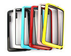 1PC Dual-color Soft TPU Frame  Bumper Case Cover for LG G3 D850 D855 Great Item