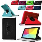 """360 Rotating Case PU Leather Stand Cover For LG G Pad 10.1"""" Android Tablet V700"""
