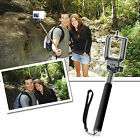 Extendable Handheld Selfie Self Portrait Stick Monopod For Iphone Samsung Camera