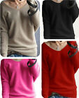 2014 New Sweater V neck Pullover Knitwear Winter Autumn Jumpers 6 8 10 12 14 16