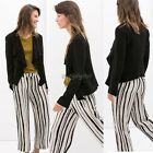 NEW Fashion Women Winter Warm cardigan Chiffon loose LONG trench coat jacket 35D