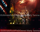 JANI LANE PHOTO WARRANT Concert Photo in 1989 by Marty Temme 1B