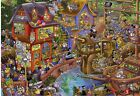 "Jigsaw Puzzles 1000 Pieces ""Pirate ship"" / Steve Skelton"