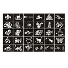 TA03 1 Sheet, 10 Sheets Body Art Tattoo Stencil Series-No.61-90