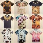 Hot Sale Fashion Men Womens 3D Clothing Space Galaxy Tee Round Top T Shirt New
