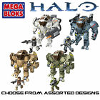 MEGA BLOKS HALO - 47pc UNSC Cyclops Attack Walkers