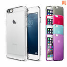 TPU SOFT SILICONE CLEAR GEL BACK CASE COVER FOR iPHONE 6/6 Plus+SCREEN PROTECTOR