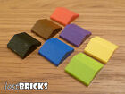 5 x LEGO Slopes 2x2 Double 33° (Part 3300) + SELECT COLOUR ++ FREE POSTAGE
