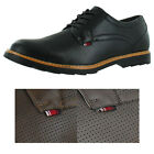 Phat Farm Napoli Men's Perf Leather Oxfords Dress Shoes