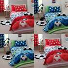 Catherine Lansfield Kids Football Duvet Cover Set