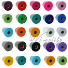 100yard TULLE Roll Fabric For Chair Sash Bow Table Runner Tutu Skirt DIY Decor