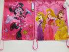 CHILDS  DISNEY SCHOOL/SWIMMING BAG IN MINI MOUSE   &  PRINCESS DESIGN