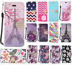 For Apple iPhone 6 / 6s Premium Leather Wallet Pouch Flip Phone Cover Accessory