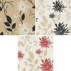 New A.s. Creation Hollywood Floral Leaf Pattern Motif Textured As Wallpaper Roll