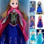 Disney Frozen Girls Make- up Toy Figure Doll Elsa Anna Olaf PVC NEW IN BOX Gift
