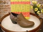 Bare Traps Ramani Brown Side Buckle Shootie Pumps NEW