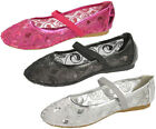 Spot On H2302 Girls Dolly Shoes