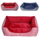 DOG CAT PET PUPPY WATERPROOF WASHABLE BED SMALL MEDIUM LARGE EXTRA LARGE