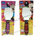 19.5cm Japan Disney MICKEY / Minnie Mouse Rice Paddle Salad Budding Spoon